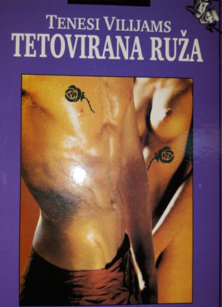 Tetovirana ruža