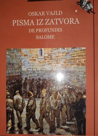 Pisma iz Zatvora De profundis Salome