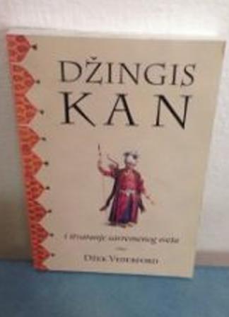 Džingis Kan -stvaranje savremenog sveta