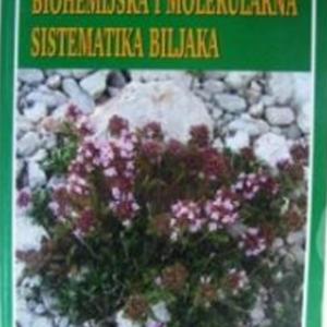 Biohemijska i molekularna sistematika biljaka