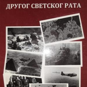 Ratna zbivanja u senci drugog svetskog rata