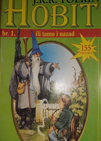 Hobit -sveska 1